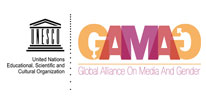 UNESCO and GAMAG logo