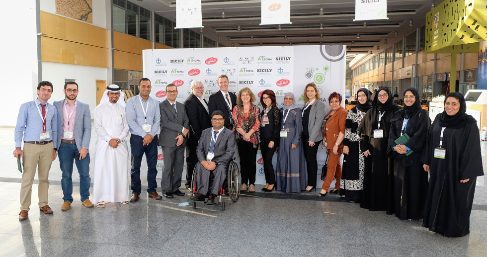 Conference participants group photo