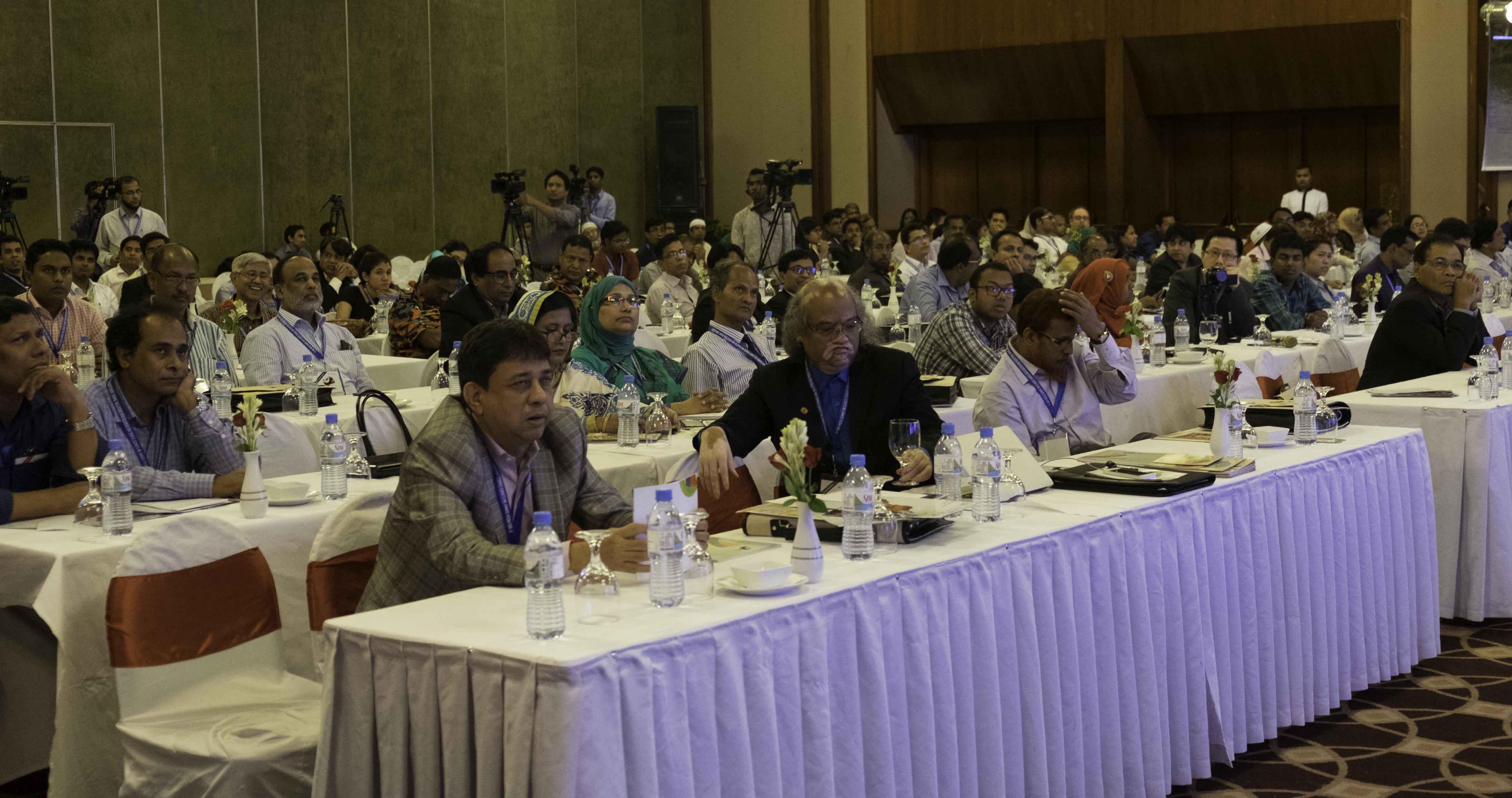 Conference partcipants
