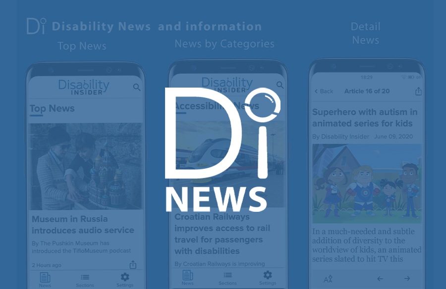 DI News App Screenshots